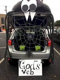16 Trunk Or Treat Decorating Ideas | Halloween Themes, Halloween ... Shine Daily More Trunk Or Treat Ideas 951 Fm Wood Project Design Easy Odworking Trunk Or Treat Ideas Urch 40 Of The Best A Girl And A Glue Gun 6663 Party Planning Images On Pinterest Birthdays Ideas Unlimited Trunk Or Treat Decorating The 500 Mask Carnival Costumes Decoration 15 Halloween Car Carfax 12 Uckortreat For Collision Works Auto Body Charlie Brown Trick Smell My Feet Church With Bible Themes Epic Ghobusters Costume