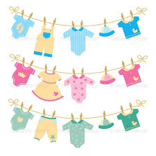 Baby Dress Clipart 1724956