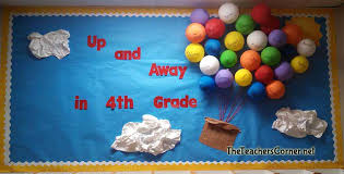 Up And Away Bulletin Board
