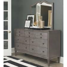 Walmart White Dresser With Mirror by Elegant Presidio Bedroom Dresser Bassett Home Furnishings