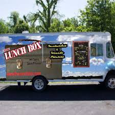 100 Food Trucks Houston The Lunch Box Roaming Hunger