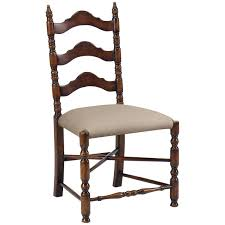 Jonathan Charles Oak Ladder Back Country Dining Chair ...
