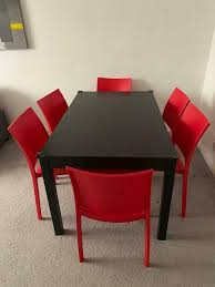Dining Table And Chairs   In Watford, Hertfordshire   Gumtree Cuba Stackable Faux Leather Red Ding Chair Acrylic Chairs Midcentury Room By Carl Aubck For E A Pollak Fast Food Ding Room Stock Image Image Of Lunch Ingredient Plastic Outdoor Fniture Makeover Iwmissions Landscaping Modern Red Kitchen Detail Area Transparent Rspex Table Murray Clear Set Of 2 Side Retro Red Ding Lounge Chairs Eiffle Dsw Style Plastic Seat W Cool Kitchen From The 560s In Etsy 2xhome Gray Mid Century Molded With Arms 24 Incredible Covers Cvivrecom