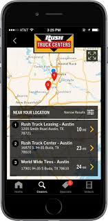 Rush Mobile Locator | Native Mobile App | BHW Rush Truck Center Orlando Ford Dealership In Fl Dallas Tx Experts Say Fleets Should Ppare For New Lease Accounting Rules Ravelco Big Rig Page Ge Sells Final Stake Penske Leasing To Former Partners Heavy Dealerscom Dealer Details Names New Coo 2017 Tony Stewart Dirt Sponsor Centers Racing News Rental And Paclease
