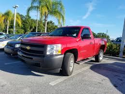 100 Truck Accessories Orlando Fl 2013 Chevrolet Silverado 1500 Work 1GCNCPEX8DZ271806 Airport