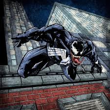 Venom Drawing Easy Step By Step How To Draw Venom Step 6