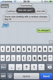 Omegle 2 IPA Cracked for iOS Free Download