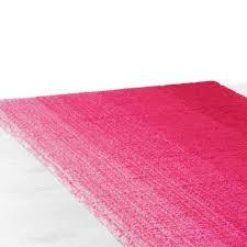 dyckhoff colori badteppich in pink bio baumwolle drei größen wählbar badematte