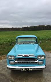Lot Watch: Chevrolet Apache Pickup 1959 Chevrolet Apache Duffys Classic Cars Vintage Chevy Truck Pickup Searcy Ar Gmc For Sale New Stepside 1961 Sale 83679 Mcg 1998 Chevy Truck Ck 1500 Custom 1958 3200 Dyler 135820 Rk Motors And Performance For 1952 With A Vortec 350 Engine Swap Depot Barn Stored 1955 Vintage Truck Image Of 1960 2085097 Hemmings Motor News