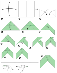 Origami Boomerang Diagramme Dorigami De Activities Party Free