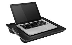 Walmart Cushioned Lap Desk by Amazon Com Lapgear Xl Student Lap Desk Black Fits Upto 17 3