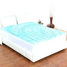 Mattress Cover Reviews Cooling Mattress Pad For Memory Foam