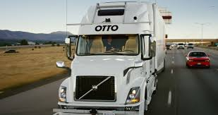 World First As Otto's Self Driving Truck Delivers Much Needed Beer ...