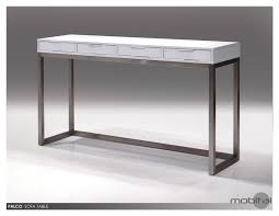 Narrow Sofa Table With Drawers by 100 White Sofa Tables City Furniture Quinn White