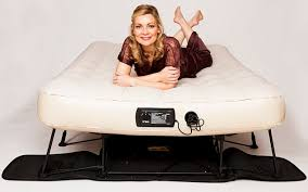 Ez Bed Inflatable Guest Bed by At Last Blow Up Beds That Won U0027t Be A Nightmare For Your Guests