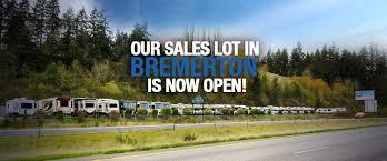 Floor Trader Tacoma Wa by Seattle Tacoma Washington Rv Dealer New U0026 Used Camper Sales