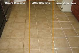grout line sealing and grout color sealing mighty clean