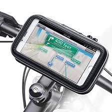 Amazon Bicycle Bike Phone Mount Holder iKross Black