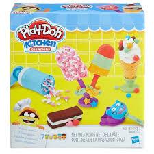 Play Doh Kitchen Creations Frozen Treats Tar