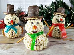 Rice Krispie Christmas Tree Ornaments by How To Make The Best Christmas Rice Krispie Treats