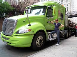 Big Green Truck Around Ground Zero | This Truck Is Carrying … | Flickr