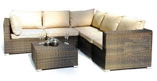 London Garden Corner Sofa