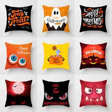 Happy Halloween Festival Scary Night Cushion Covers Flying Bat Pumpkin  Skull Pillow Cases 44X44cm Sofa Chair Decoration Outside Furniture Cushions  ... Witch Chair Cover By Ryerson Annette 21in X 26in Project Sc Rectangle Table Halloween Skull Pattern Printed Stretch For Home Ding Decor Happy Wolf Cushion Covers Trick Or Treat Candy Watercolor Pillow Cases X44cm Sofa Patio Cushions On Sale Outdoor Chaise Rocking For Halloweendiy Waterproof Pumpkinskull Prting Nkhalloween Pumpkin Throw Case Car Bed When You Cant Get Enough Us 374 26 Offhalloween Back Party Decoration Suppliesin Diy Blackpatkullcrossboneschacoverbihdayparty By Deal Hunting Diva Print Slip