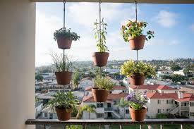 Vertical Garden On Balcony Image Credit Ryan Benoit Design