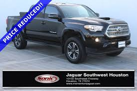 Toyota Tacoma Trucks For Sale In Houston, TX 77002 - Autotrader New 2018 Toyota Tacoma For Sale Lithonia Ga 3tmdz5bn9jm052500 Trucks For In Abbeville La 70510 Autotrader Used 2017 Access Cab Pricing Edmunds 2015 Toyota Tacoma Prunner Xspx Pkg Truck Sale Ami Roswell For Sale 2009 Trd Sport Sr5 1 Owner Stk P5969a Www Pro Photos And Info 8211 News Car 2000 Overview Cargurus 2005 Information 2010 4x4 Double Cab Georgetown Auto
