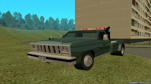 100 Tow Truck Games Replacement Of Towtruck In GTA San Andreas 51 File