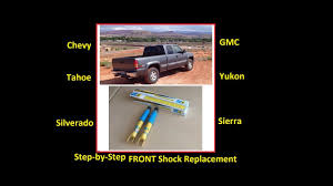 FRONT Shocks REPLACEMENT GM Silverado Sierra Tahoe Yukon Suburban ... 52018 F150 Rwd Bilstein 5100 Series Rear Shock 353237 Install And Review On A 2006 Duramax Youtube Installing New Shocks Ram Truck Carli Dodge Performance 20 Package 4wd Adjustable Leveling Kit Amazoncom 24013291 For Ford Need Input Whos Running The Front Leveling Shocks Adjustable Page 3 High Quality Suspension Lift Kits