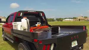 Best Landscape Truckbeds, CM FlatBed Review - YouTube