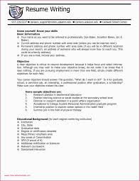 Resume Objective For Administrative Assistant Job Beautiful Hr Description Examples