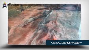 100 Solids Epoxy Garage Floor Paint by Alluvius Metallic Mirage Epoxy Garage Floor Coating Youtube