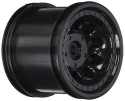 100 Nice Truck Rims Amazoncom RPM Revolver 22 Wheels Traxxas Rear Black Toys