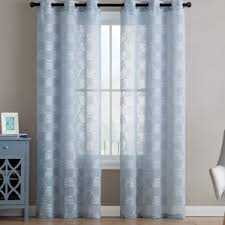 sheer curtains you ll love wayfair