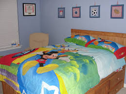 Mickey Mouse Clubhouse Toddler Bed by Bedroom Design Cute Mickey Mouse Clubhouse Bedroom For Your