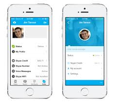 Skype 5 0 for iPhone