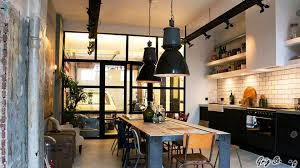 Interior DesignKitchen Decorating Industrial Home Design Rustic And With Likable Images Designs Download