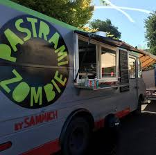 Pastrami Zombie - Portland Food Trucks - Roaming Hunger Home Oregon Food Trucks Whos In The Food Truck Fleet Portland Press Herald Is Cart City 3 Carts Not To Miss Marc Stock Photo Getty Images The Blueberry Files Two New Churros Locos Roaming Hunger Cycling Part 2 And Specialty Shops Bikes Guide To Youtube These Are 19 Hottest Mapped Bucket Walking Tours Youll Love Pinterest Travel Portlands Best Indian Noise Color Pdx