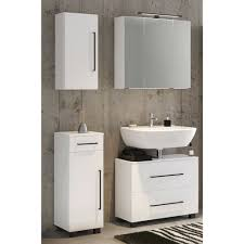 badezimmer gäste wc schrank bad badmöbel schubkastenschrank