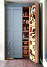 Farmhouse Storage Cabinet Pantry Door Kitchen Cabinets With Doors For Or Design Rustic