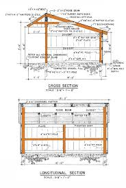 Metal Loafing Shed Kits by 13 16 Loafing Shed Plans U2013 Build Your Own Run In Shed