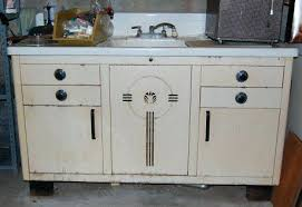 Youngstown Kitchen Sink Cabinet Craigslist by Vintage Metal Kitchen Cabinets Manufacturers Vintage Metal Kitchen