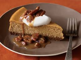 Pumpkin Praline Pie Cooks Illustrated by Pumpkin Cheesecake With Pecan Praline Topping Recipe Katherine
