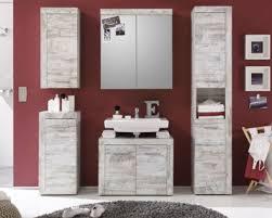 badezimmer unterschrank cancun in pinie weiß shabby chic badmöbel vintage 36 x 81 cm kommode