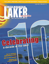 Delong Bed And Biscuit by Smith Mountain Laker Magazine Jan Feb 2011 By Laker Media Issuu
