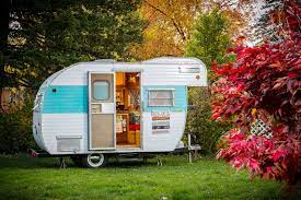 104 Restored Travel Trailers A Passion For Vintage The New York Times