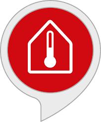 stelle die wohnzimmer temperatur auf 21 grad