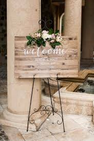 The But Not My Rustic Wedding Welcome Table Bridal Shower I Like Barn